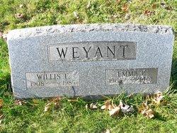 Emma Pauline <I>Fletcher</I> Weyant