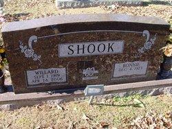 "James Willard ""Willard"" Shook"