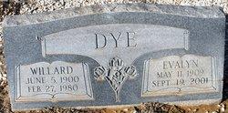 Willard Dye