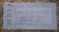 Thomas Marshall Gillett