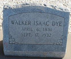Walker Isaac Dye