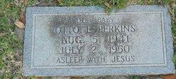 Otto E Perkins