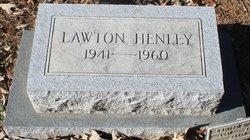 Lawton Henley