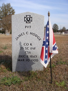 James Conyers Hodge