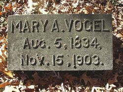 Mary A Vogel