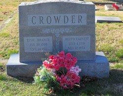 Elsie Branch Crowder