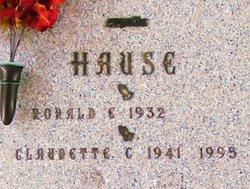 Claudette C. Hause