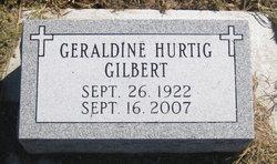 Geraldine <I>Hurtig</I> Gilbert