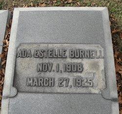 Ada Estelle Burnell