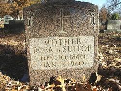Rosa B Suttor