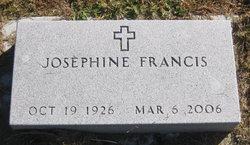 Josephine Francis