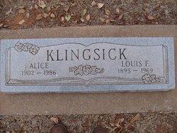 Louis Frederick Klingsick