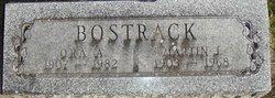 Ora Aleda <I>Otteson</I> Bostrack