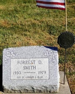 Forrest Duane Smith