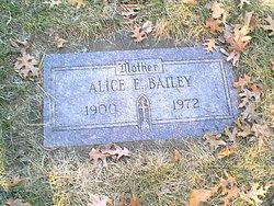 Alice E. Bailey