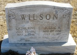 Jessie Hamilton Wilson