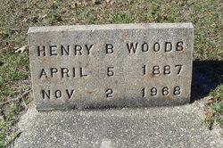 Henry B Woods