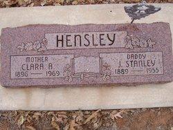 J. Stanley Hensley