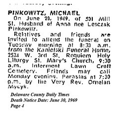 Michael Pinkowitz