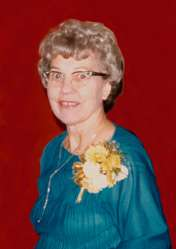 Elaine Violet <I>Rusch</I> Beaver