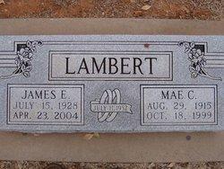 Mae C. <I>Lehnbauer</I> Lambert
