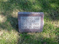 Roland Lee Peters