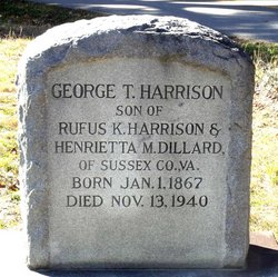 George T. Harrison