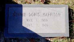 Minnie Doris Harrison