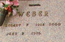 Robert F. Weber