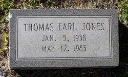 Thomas Earl Jones
