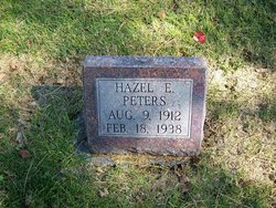 Hazel E. Peters