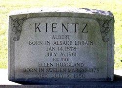 Ellen <I>Hoagland</I> Kientz