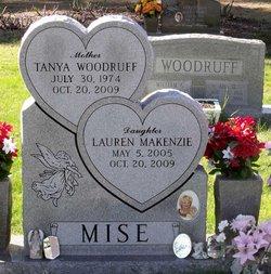 Tanya <I>Woodruff</I> Mise