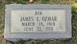 """James E. """"Ben"""" Ozmar"""