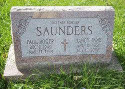 Nancy Jane Saunders