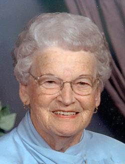 Mildred Mae <I>Jenkins</I> Evans