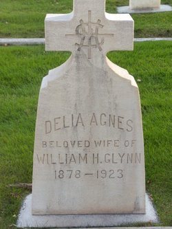 Delia Agnes <I>Garvey</I> Glynn
