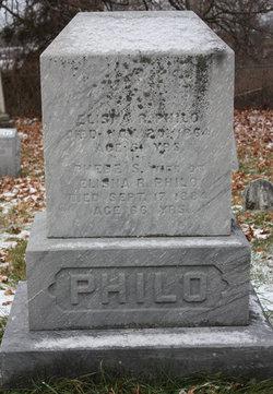 Elisha R Philo