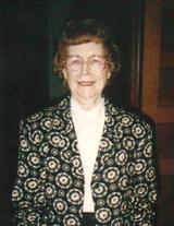 Mary E. <I>Lagerstrom</I> Heckenberg