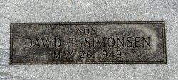David T. Simonsen