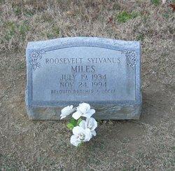 """Roosevelt Sylvanus """"Bruiser"""" Miles"""