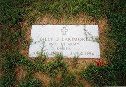 Billy Jack Larimore