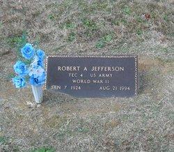 Robert A. Jefferson