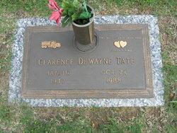 Clarence Dewayne Tate