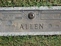 Martha <I>Gardner</I> Allen
