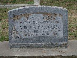 Virginia <I>Pina</I> Garza