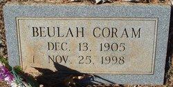 Beulah Coram