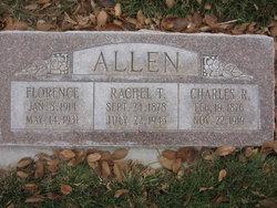 Rachel Ann <I>Thompson</I> Allen