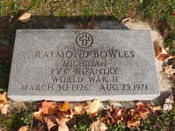 Raymond Bowles