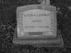 Katherine A. <I>Duffee</I> Doremus